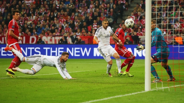 München - Madrid