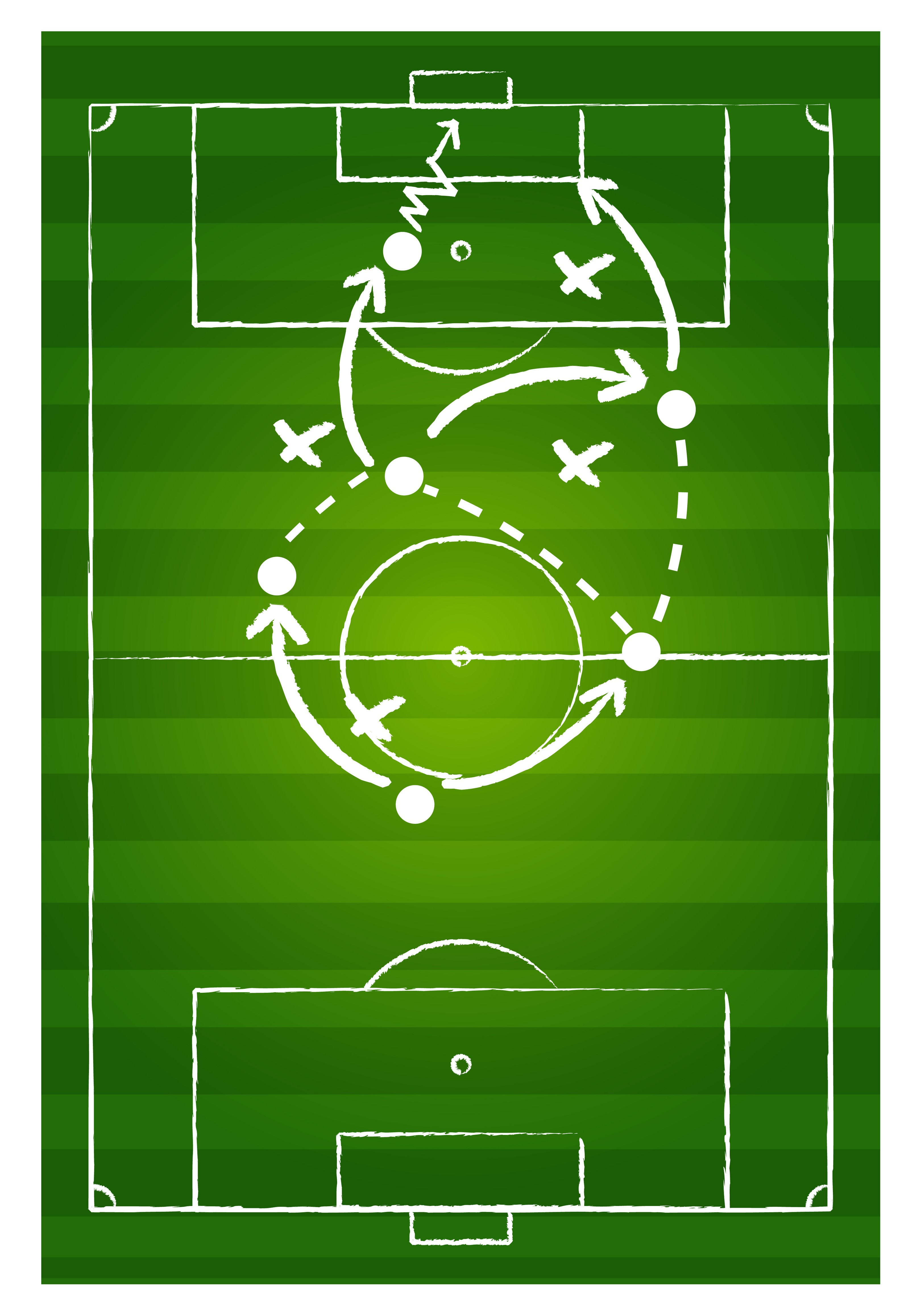 strategie fußball
