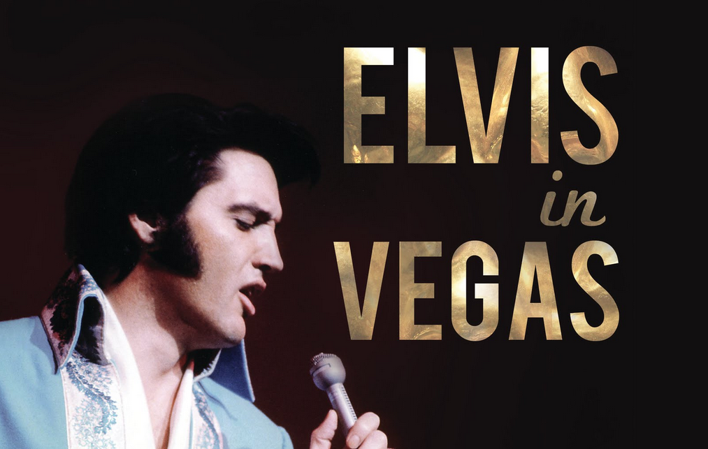 Elvis in Vegas