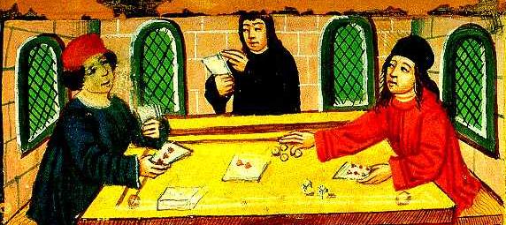 Gluecksspiel Mittelalter