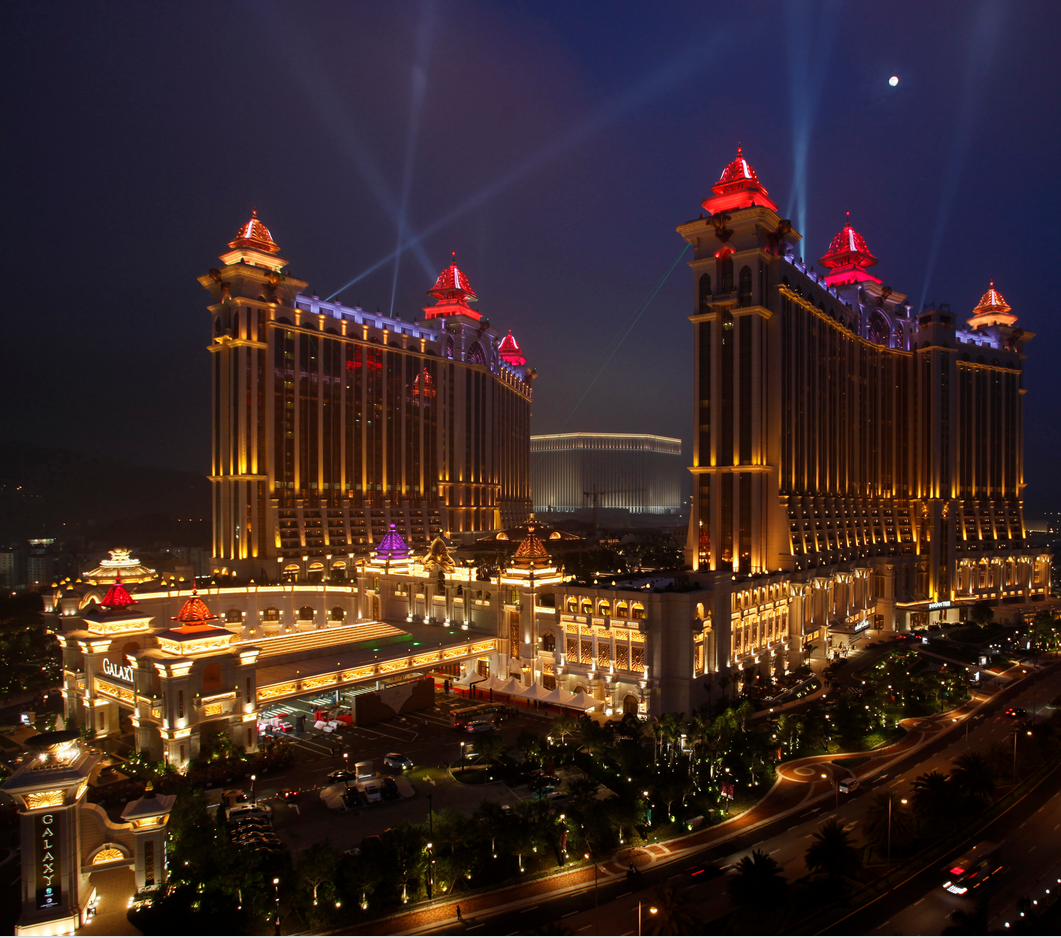 best casino games in macau