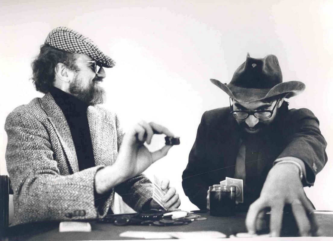 Old Poker
