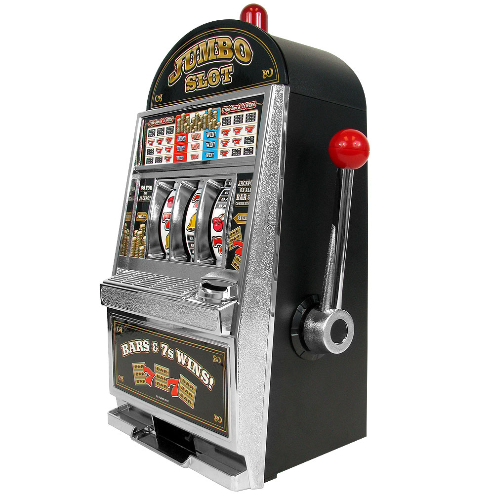 how to slot machine