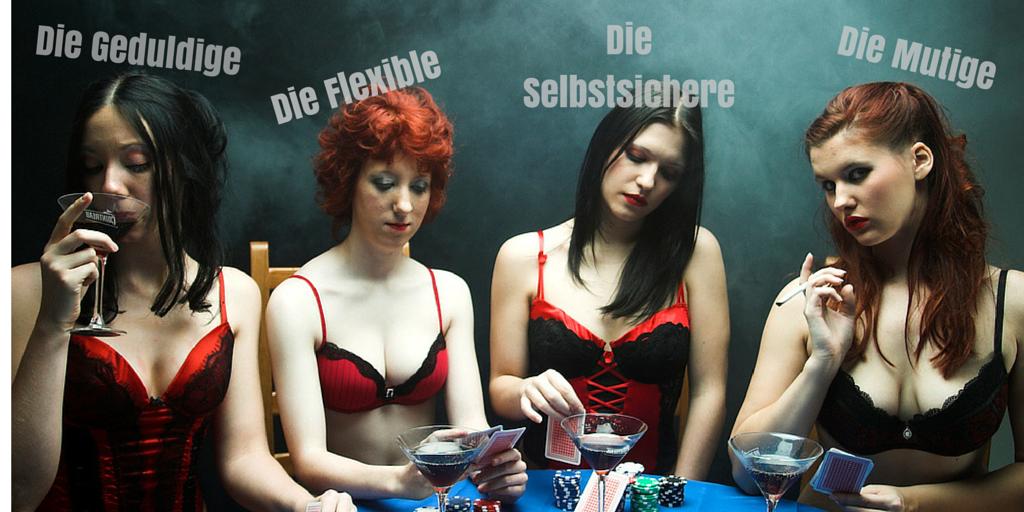 Poker Ladies Runde