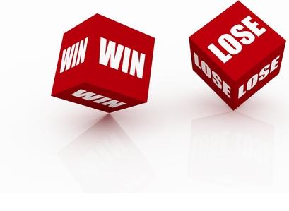 Gewinnen Verlieren