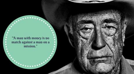 "Zitat von Doyle ""Texas Dolly"" Brunson"