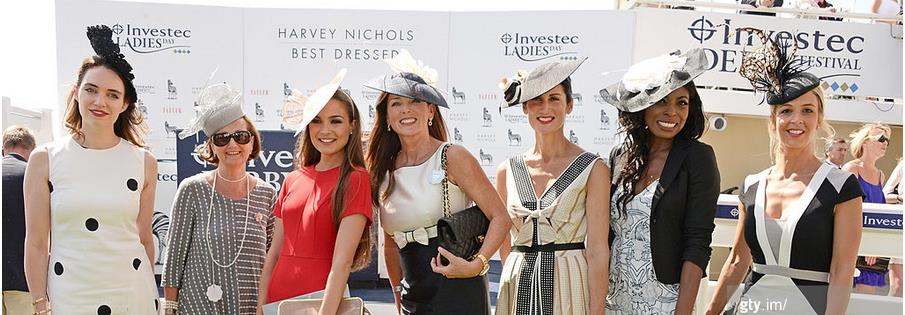 Epsom Derby Investec Ladies Day Best Dressed Compeitition