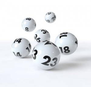 Lotto Titelbild Lottokugeln