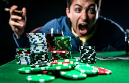 Die 10 Emotionen beim Pokerspielen