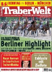 Cover TraberWelt Zeitung