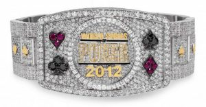 World Series of Poker Armband