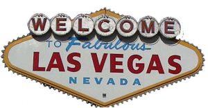 Las Vegas Wilkommensschild