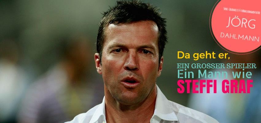 Kommentar von Sportkommentator Jörg Dahlmann