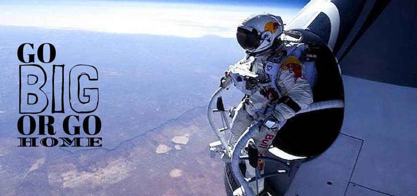 Felix Baumgartner Red Bull Weltrekord Sprung