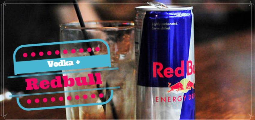 Rezept Vodka Red Bull