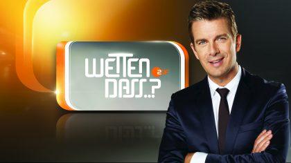 """""""Wetten, dass…"""" es zu Ende ist? Quotenkampf beim ZDF."""
