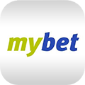 Mybet logo der mobilen website