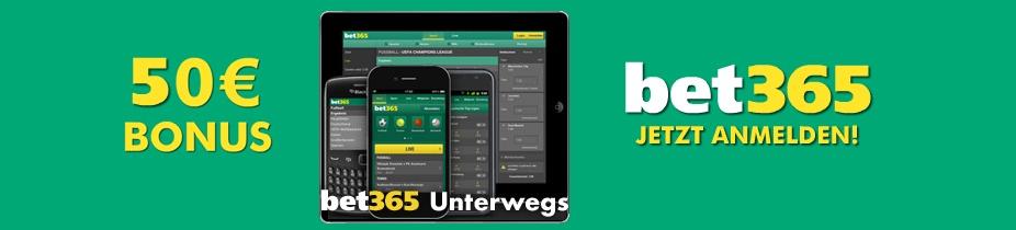 bet365-mobiler-Bonus