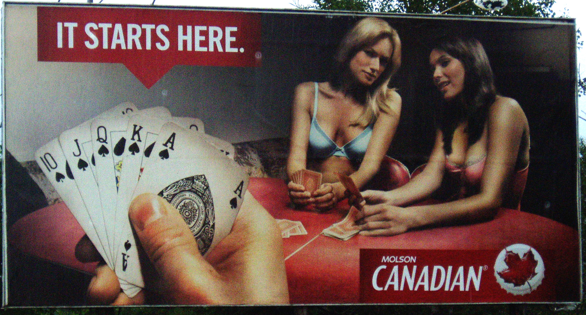 Top 10 der besten Glücksspiel-Werbungen