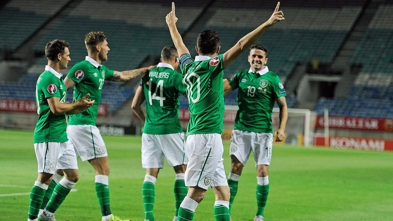 irische nationalmannschaft