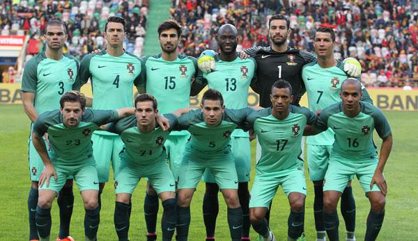 Portugiesische Nationalmannschaft Spieler