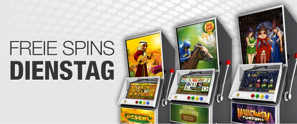 FreeSpins Dienstag Winner Casino