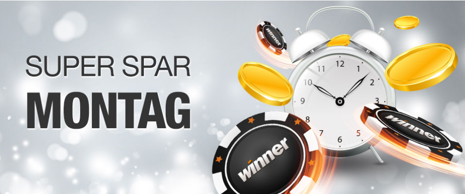 Super Spar Montag Winner Casino