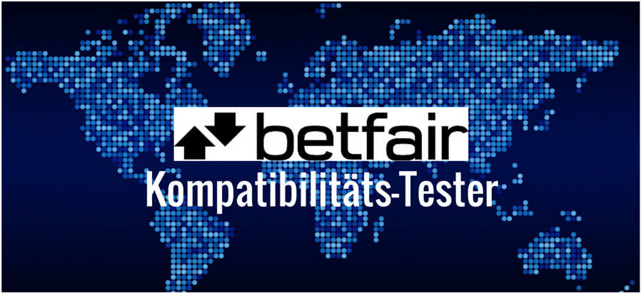 Im Test: Wo ist Betfair legal und wo verboten?