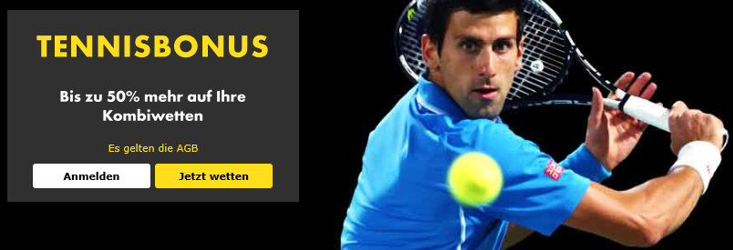 tennis bonus bet365