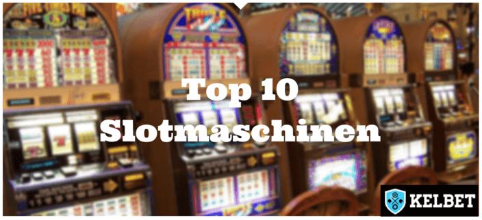 Online Slotmaschinen