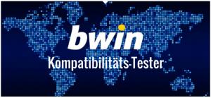Bwin Komptabilitäts-Tester