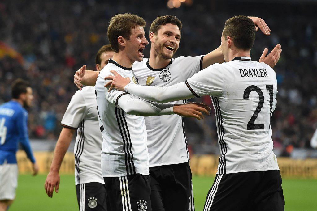 EM Vorbereitung Deutschland