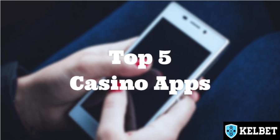 Die 5 besten Casino Apps – Für alle Spielertypen