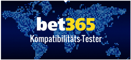 Wo ist Bet365 legal? Und wo illegal?