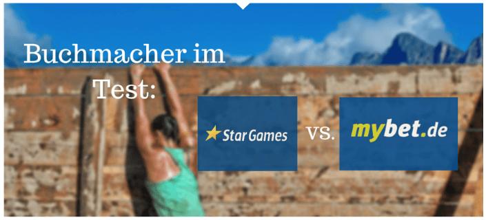 Star Games oder Mybet? Buchmacher im Vergleich!