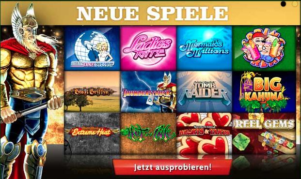 online casino reviews neue gratis spiele