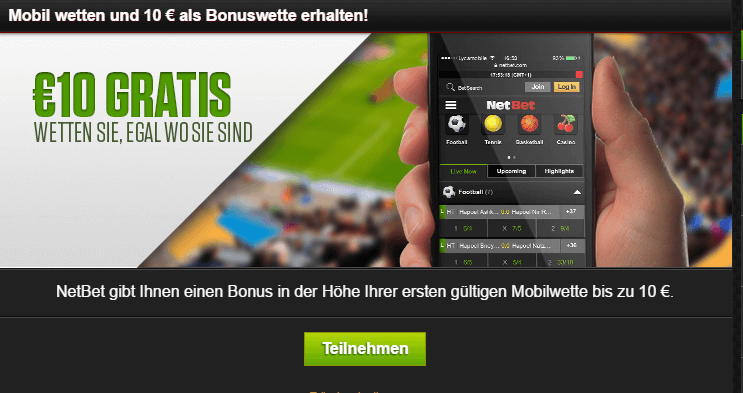 netbet_mobileapp screenshot