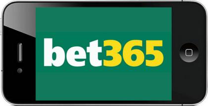 Mit der Bet365 App unterwegs Sportwetten abschließen