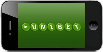 Die Unibet App – Sportwetten und Poker für Unterwegs