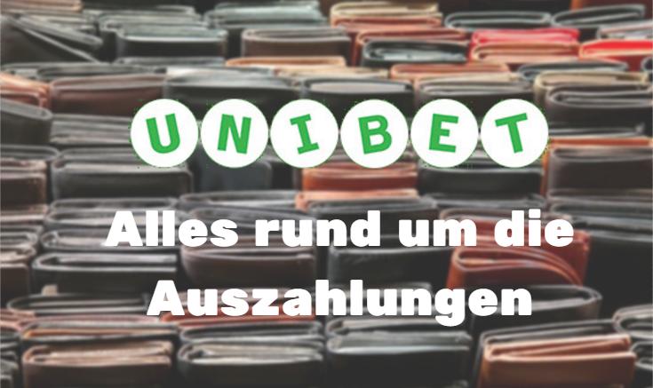 Die Unibet Auszahlungen: Alles Wissenswerte zu den Zahlungsmethoden
