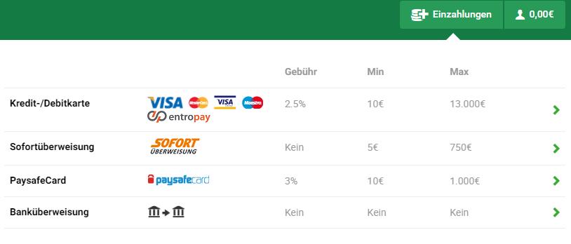 unibet-einzahlung screenshot