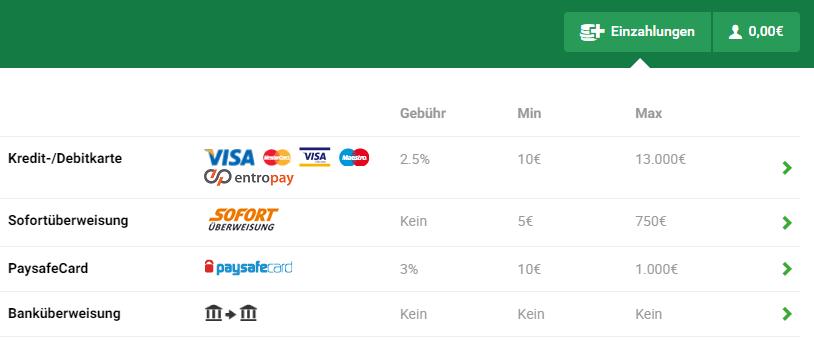 unibet-einzahlungen screenshot