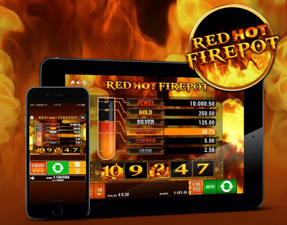 Spiele Take 5 - Red Hot Firepot - Video Slots Online