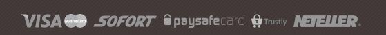 Zahlungsmethoden screenshot