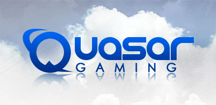quasargaming logo screenshot