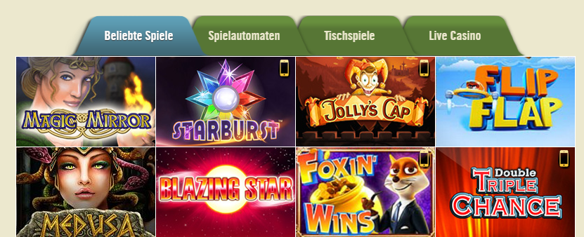 spieleangebot screenshot