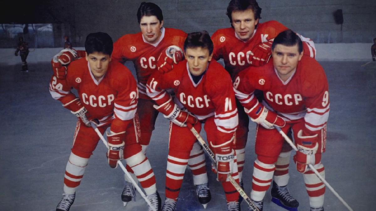 udssr eishockey team