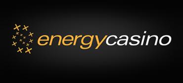 """Der Energy Casino Promo Code """"ENERGYMAX"""" für bis zu 200€ + 100 Free Spins"""