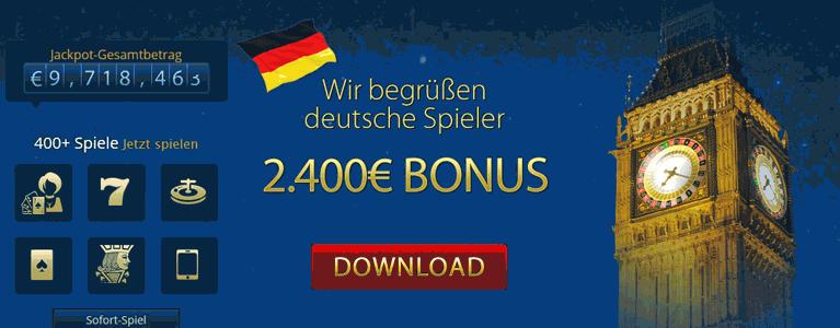 Europa-Casino-Bonus-ohne-Einzahlung