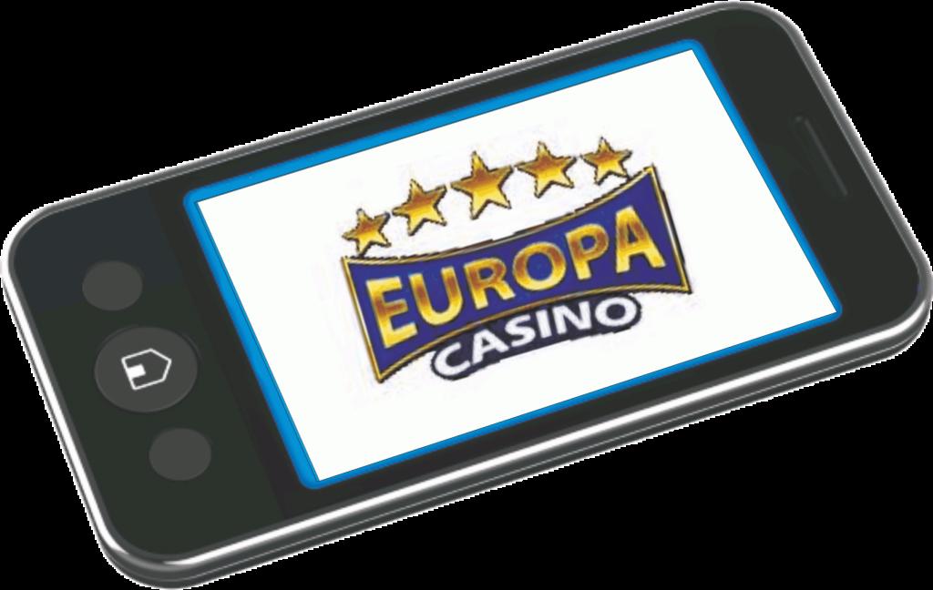 мобильное казино европа